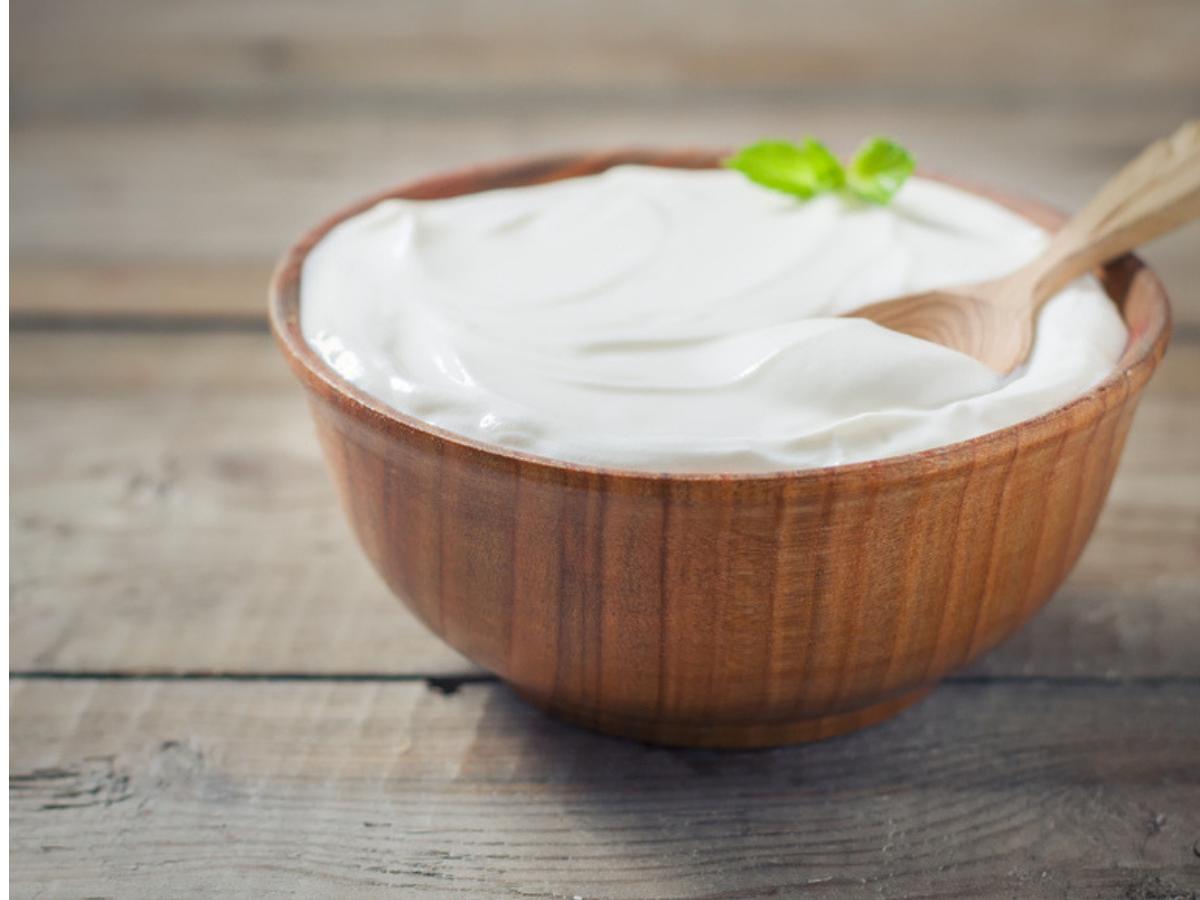 Formation of yogurt