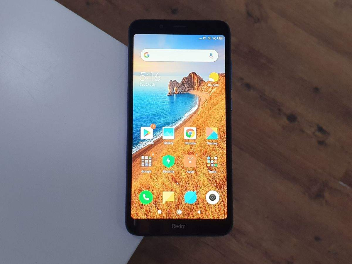 Xiaomi Redmi 7A 10-point review: Is it your best budget phone choice under Rs 6,000?