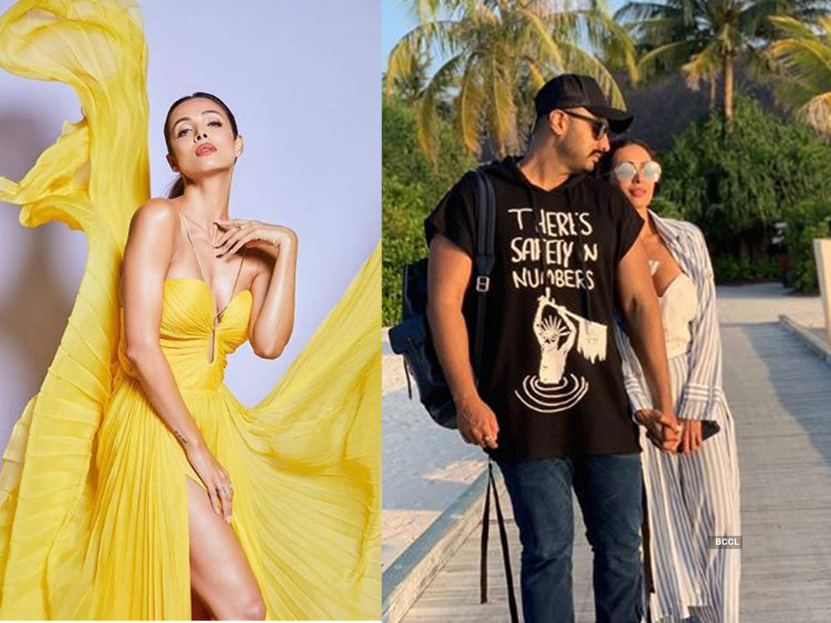 Malaika Arora on relationship with Arjun Kapoor: Everybody deserves a second chance in love
