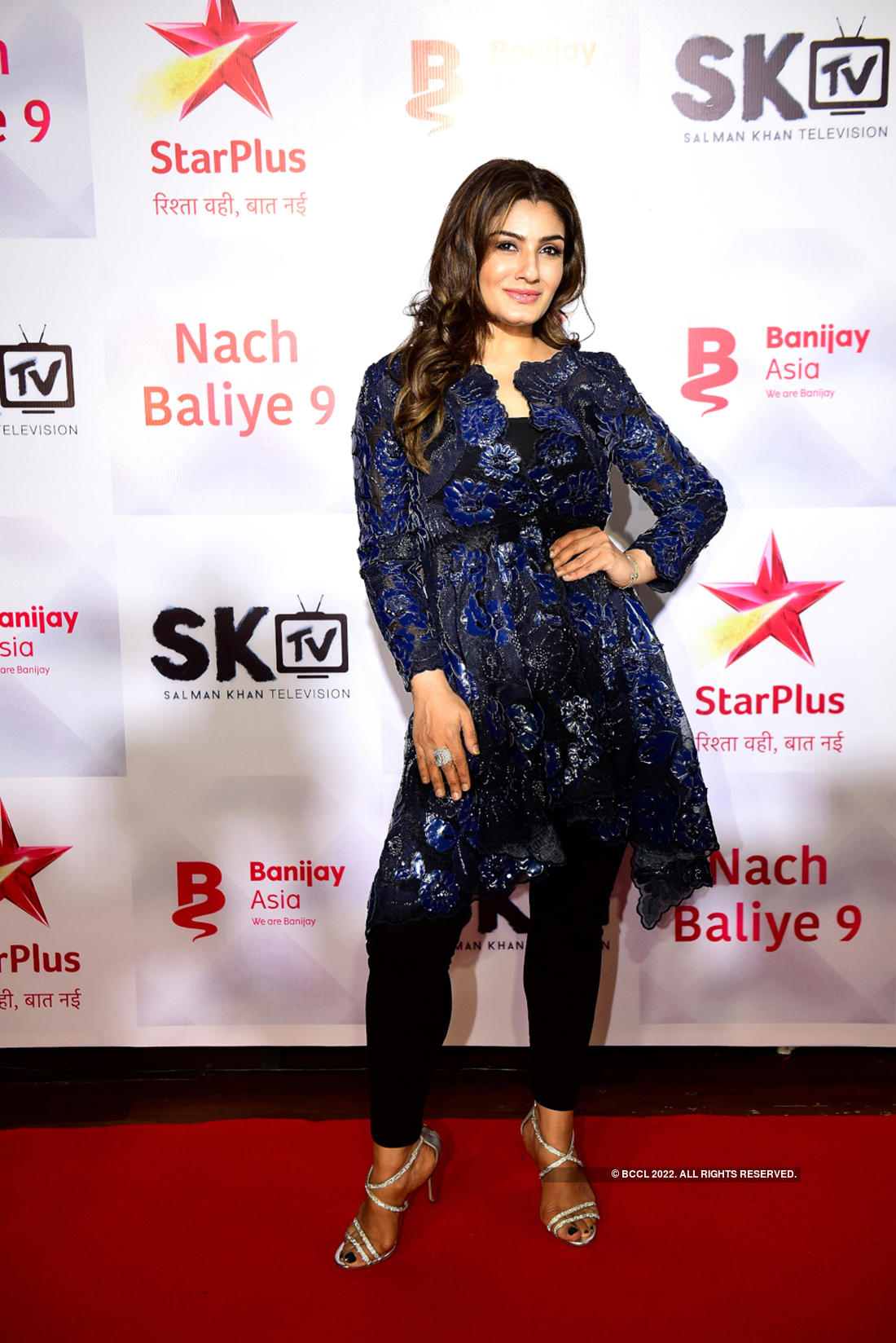 Nach Baliye 9 Success Party: Pictures of celebrities shining bright at the Red Carpet