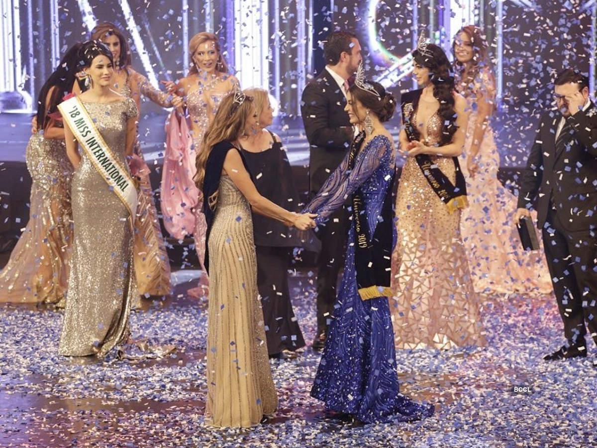 Alegría Tobar Cordovez crowned Miss International Ecuador 2019