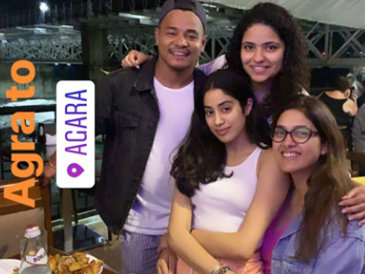 Kargil Girl Janhvi Kapoor Heads To Georgia To Shoot For Gunjan Saxena Biopic
