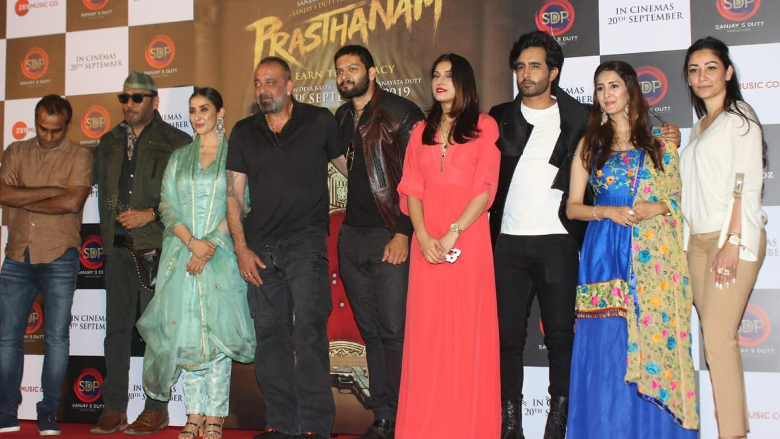 'Prasthanam': Teaser of Sanjay Dutt starrer political drama is out