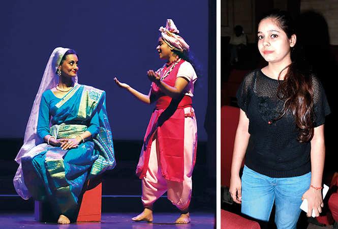(L) Divya and Priyanshi (R) Anshika Trivedi (BCCL/ Aditya Yadav)