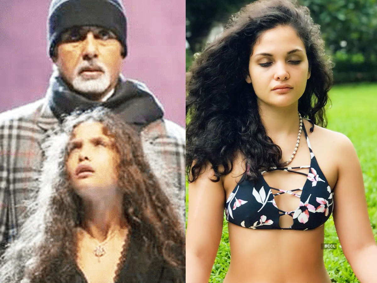 Remember the child artist from Black? Ayesha Kapur is no less than a diva…