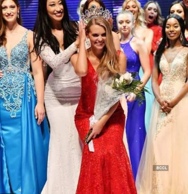 Courtney Mandock crowned Miss Intercontinental Canada 2019