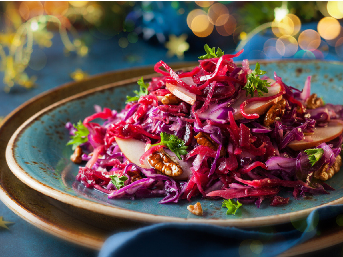 How to include purple cabbage in your diet