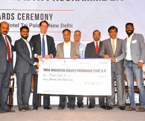 IIT Hyderabad incubated healthcare startup wins big at IIGP 2.0