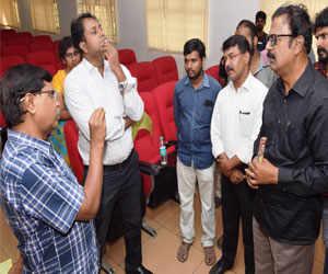 UGC trains student, teachers on Deeksharambh