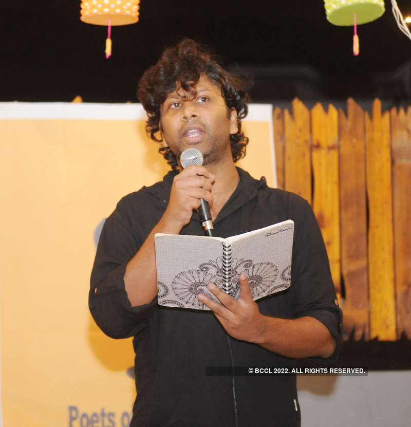 Creating awareness about water conservation via spoken word