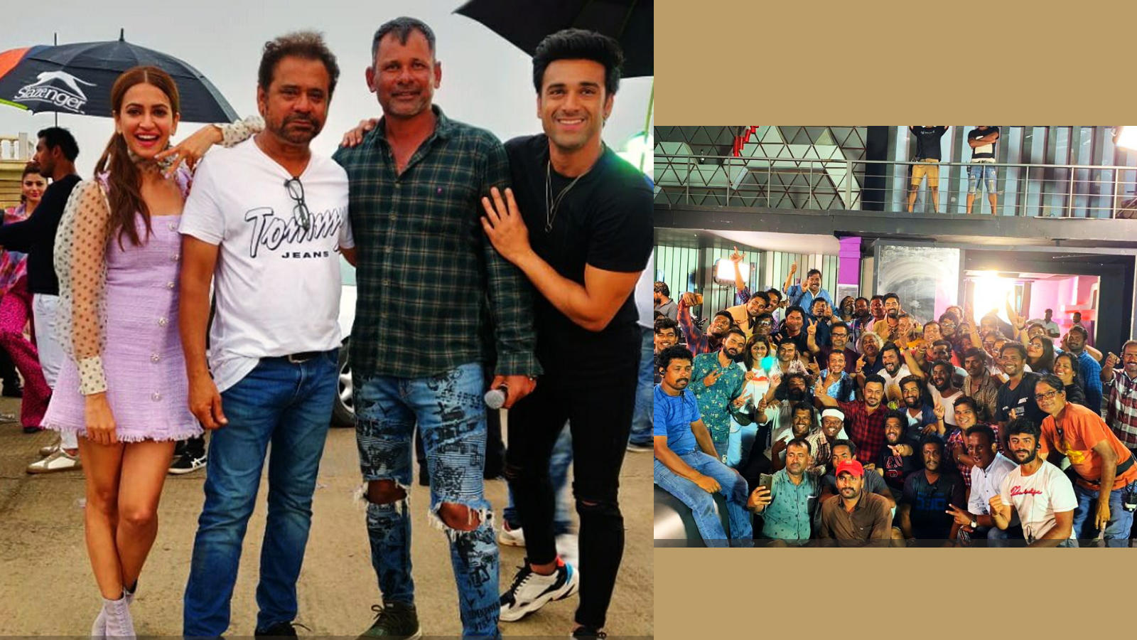 First schedule of Anil Kapoor, John Abraham starrer 'Pagalpanti' wrapped up