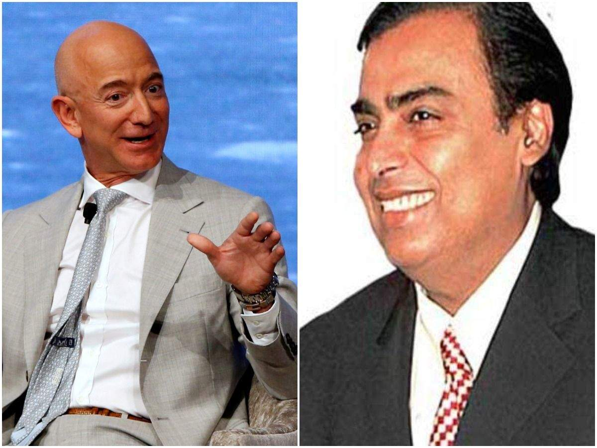 The world's and India's richest men could make a deal: All you need to know