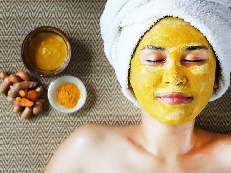 Image result for turmeric mask