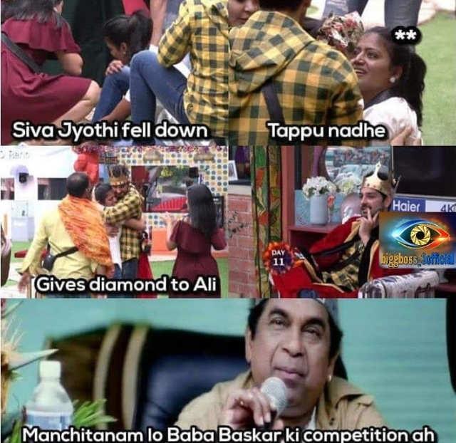 Bigg Boss Telugu 3, episode 11, August 1, 2019, highlights