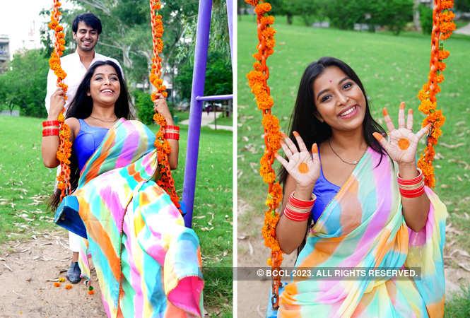 Rosi and Anmol Pranaami