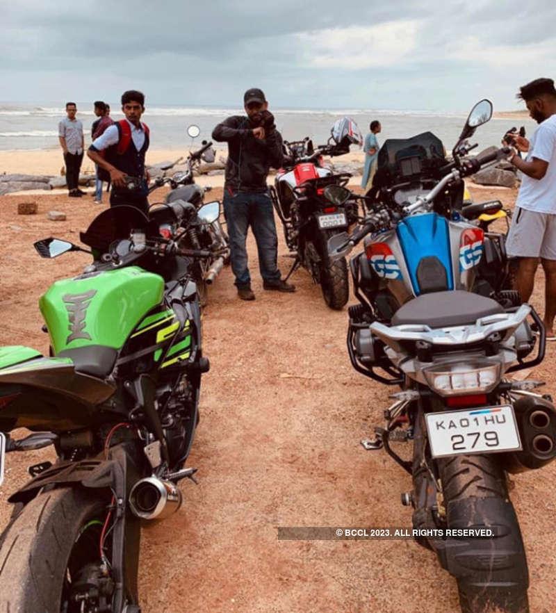 Kudla bikers zoom into the wild this monsoon