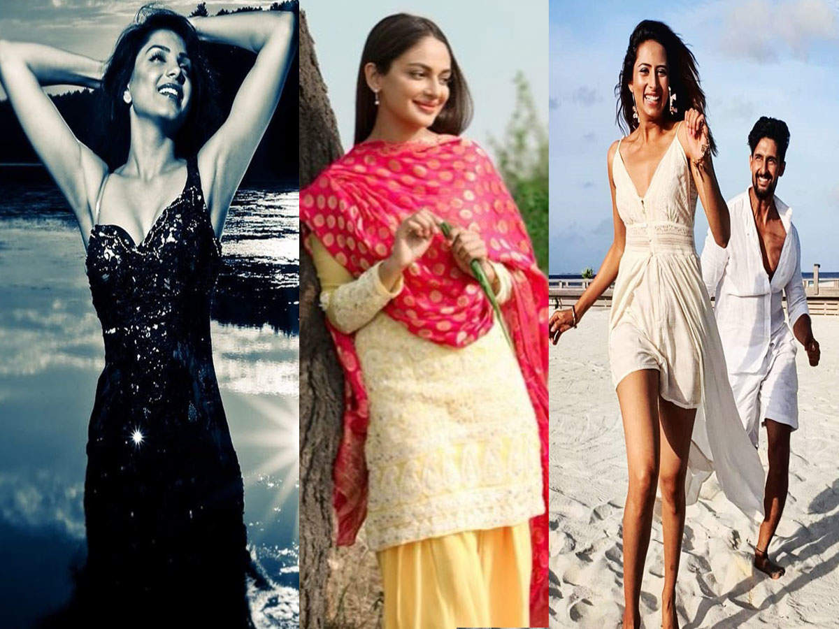 Best Instagram pictures of the week: From Sargun Mehta to Simi