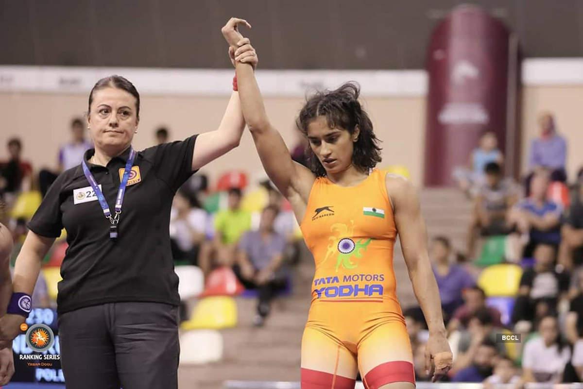 Khel Ratna nominee wrestler Vinesh Phogat's evolution in photos