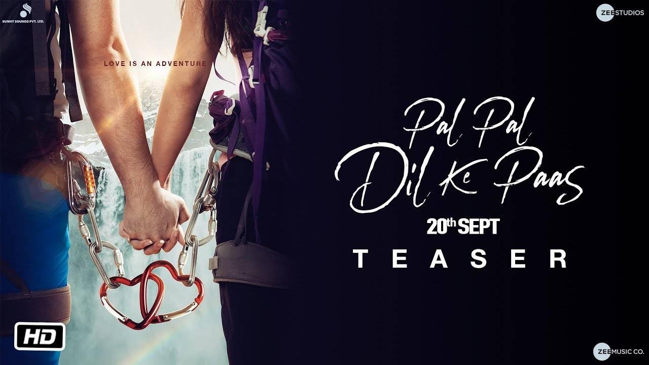 Pal Pal Dil Ke Paas - Official Teaser