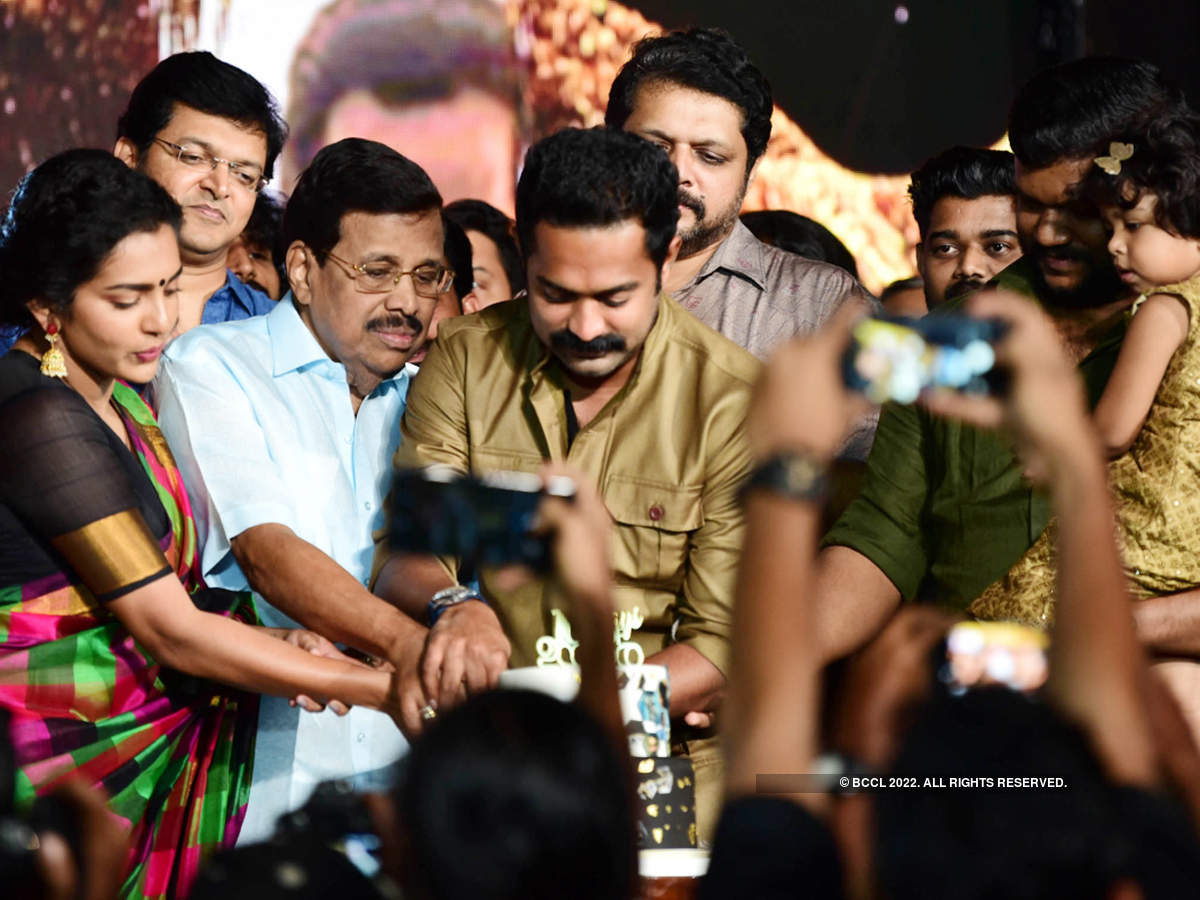 100 days celebration of Malayalam movie 'Uyare'