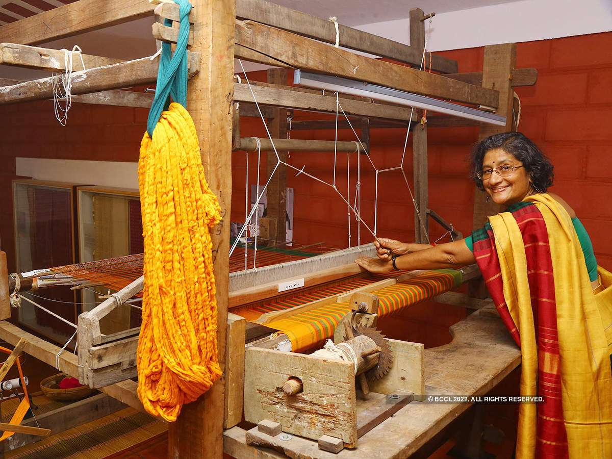 A peek into the newly launched Vimor Museum of Living Textiles
