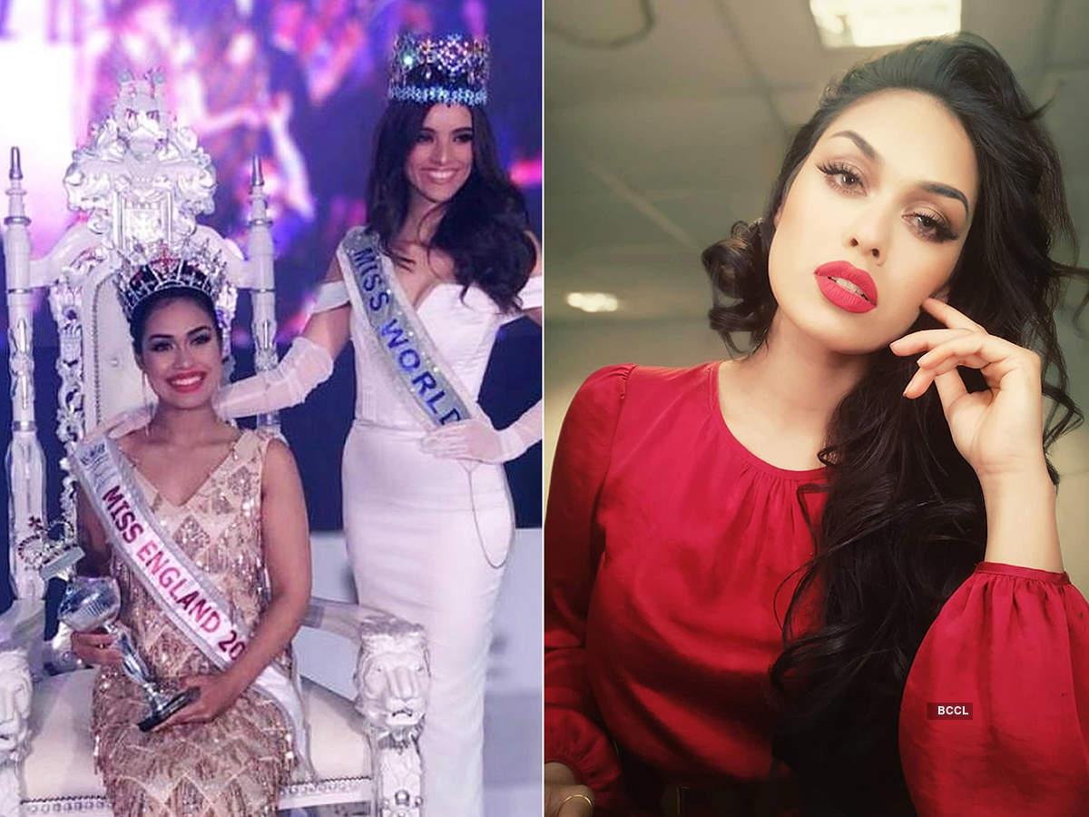 Indian-origin doctor Bhasha Mukherjee crowned Miss England 2019