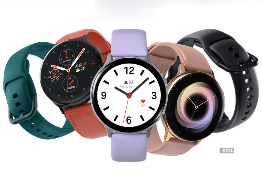 Samsung Galaxy Watch Active 2 unveiled