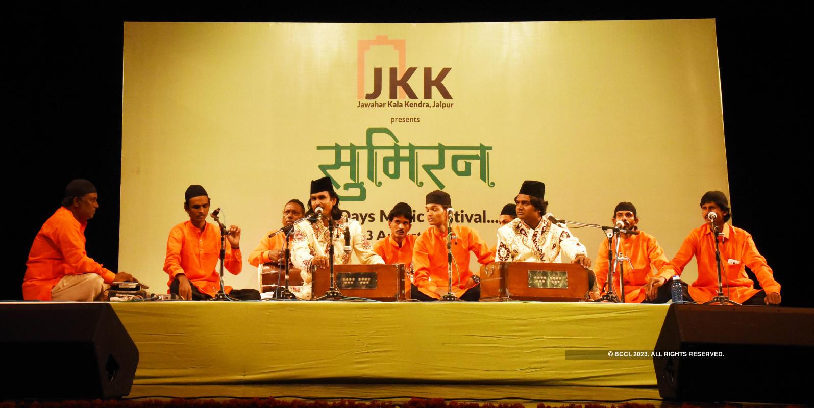 Haveli sangeet enchants Jaipurites