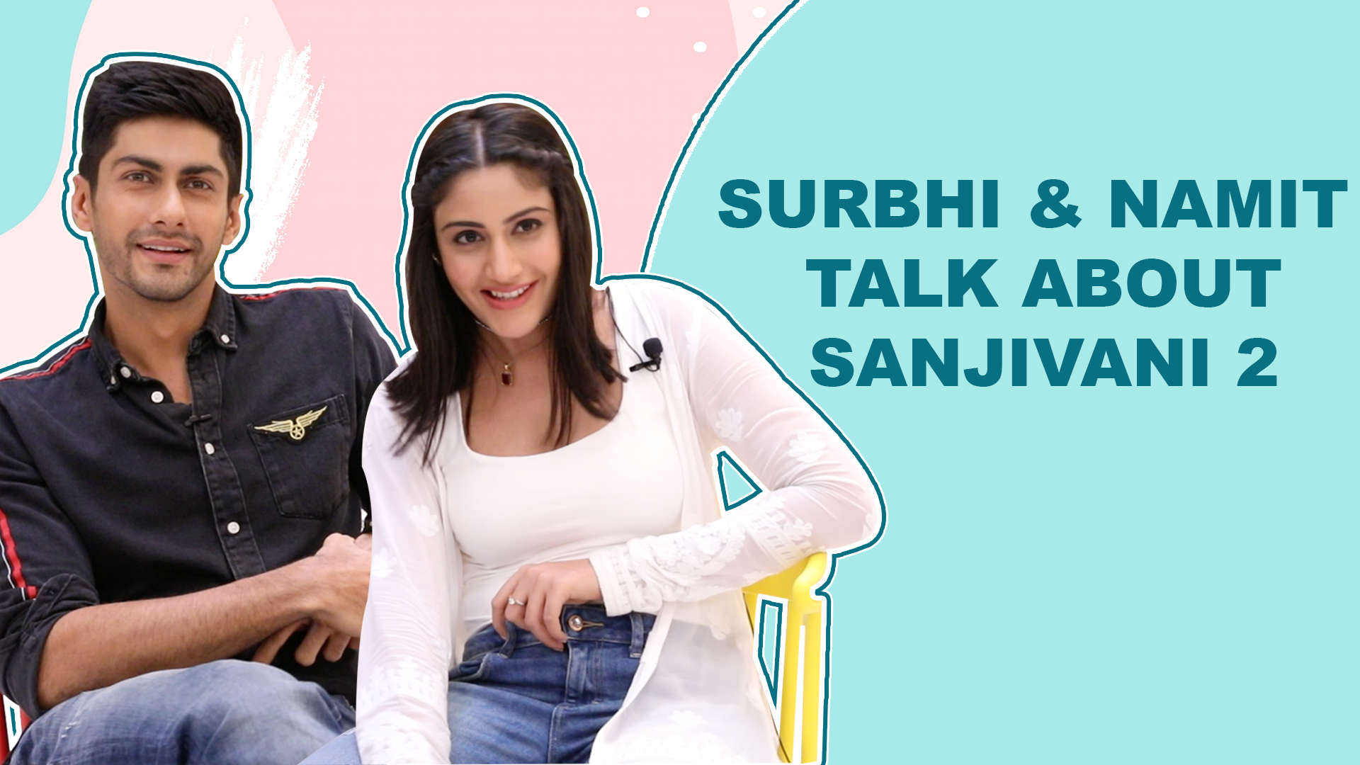 Sanjivani 2:  Surbhi Chandna and Namit Khanna are all praises for each other