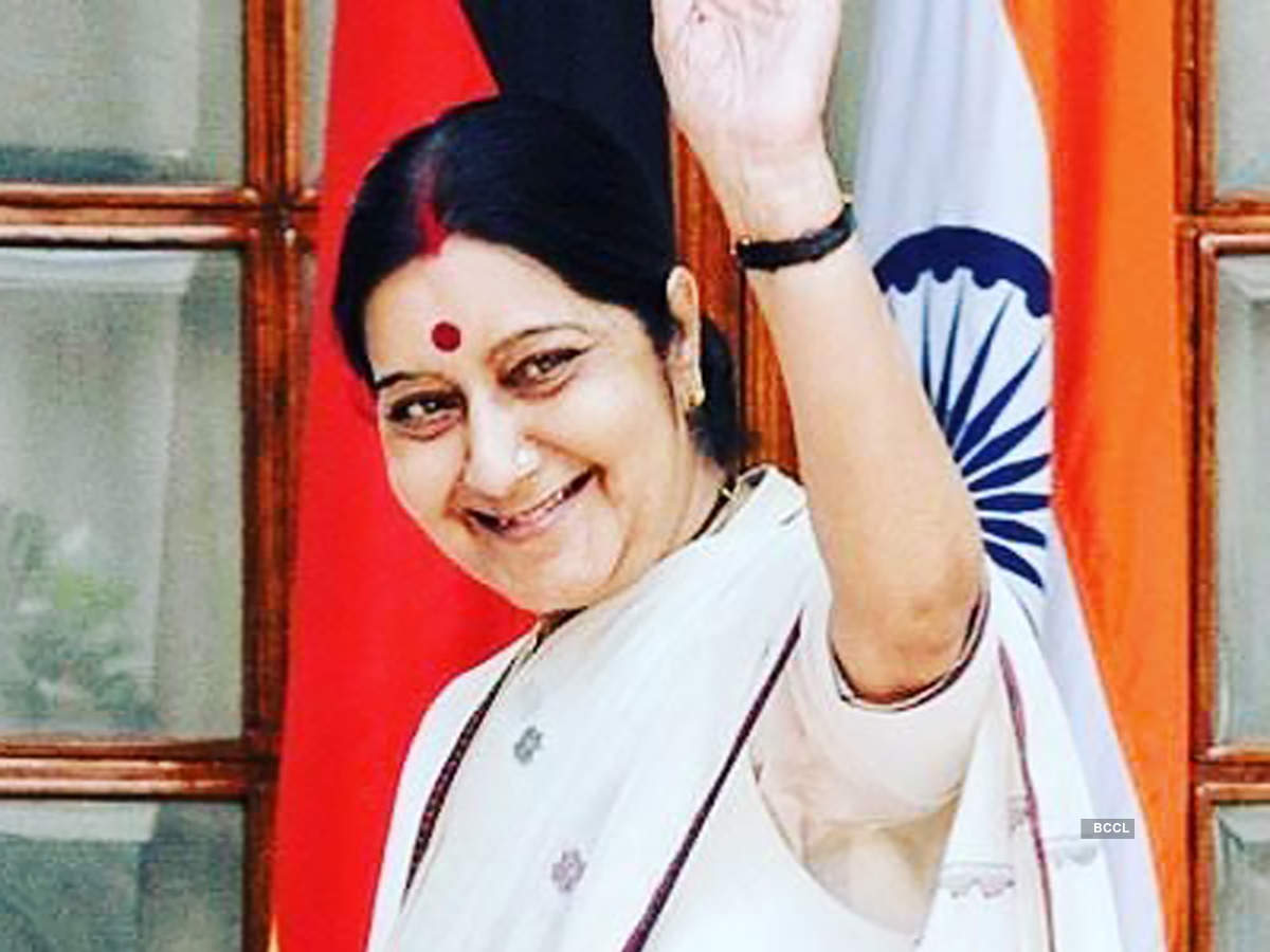 Sports fraternity pays tribute to Sushma Swaraj