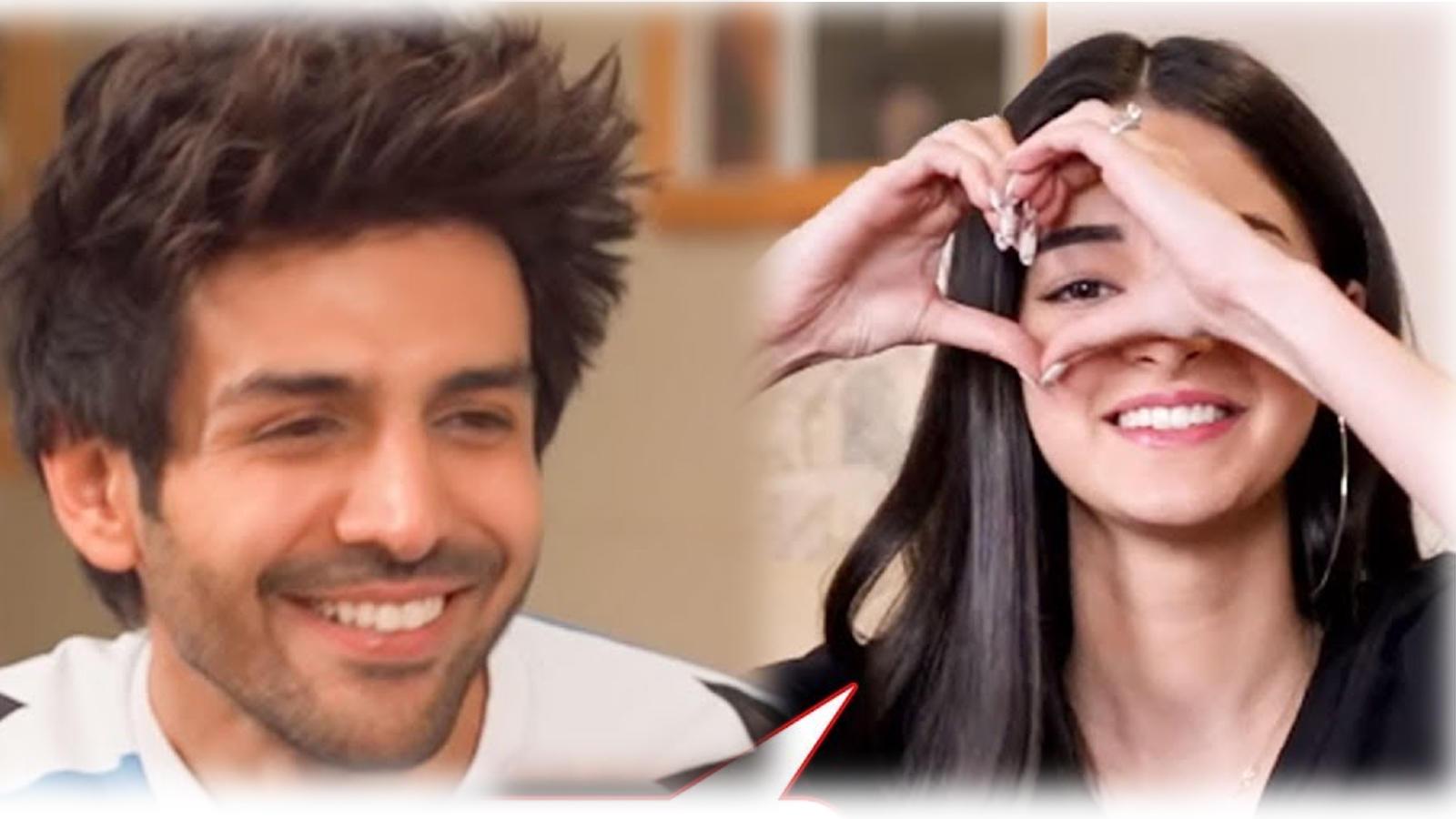 Ananya Panday finds Kartik Aaryan interesting