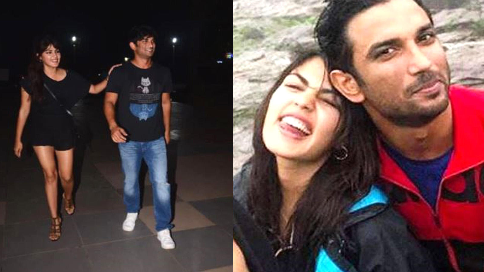 Sushant Singh Rajput on rumoured relationship with Rhea Chakraborty: I am not allowed to say anything