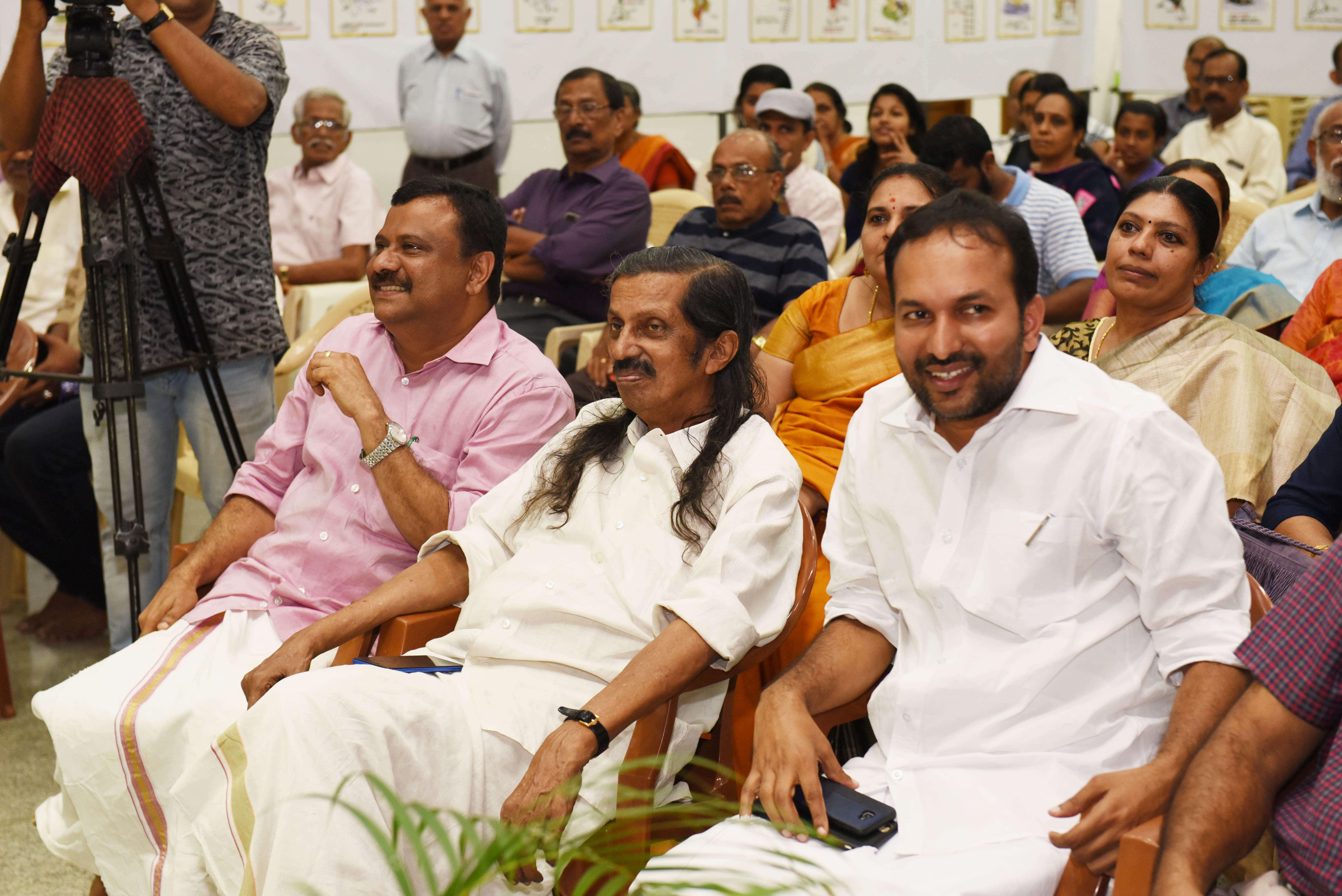 IB Sathish,Pannian Ravindran, PC Vishnunadh