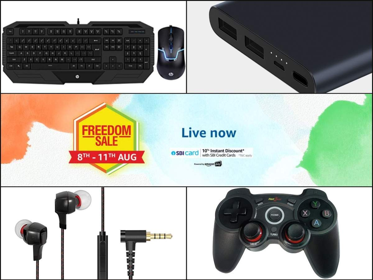 Amazon Freedom sale: 25 gadgets from Xiaomi, Nokia, JBL, Reliance Jio available at Rs 999 and less
