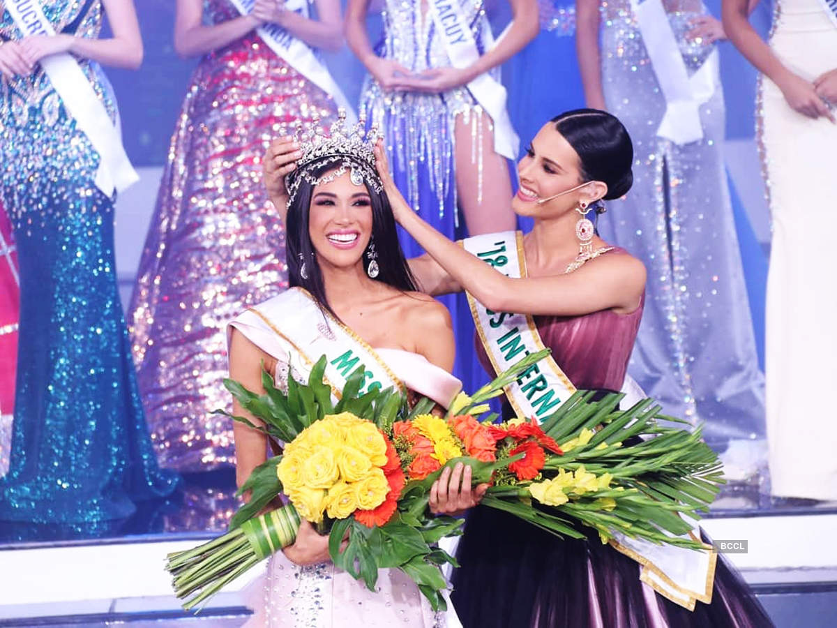 Melissa Jimenez crowned Miss International Venezuela 2019
