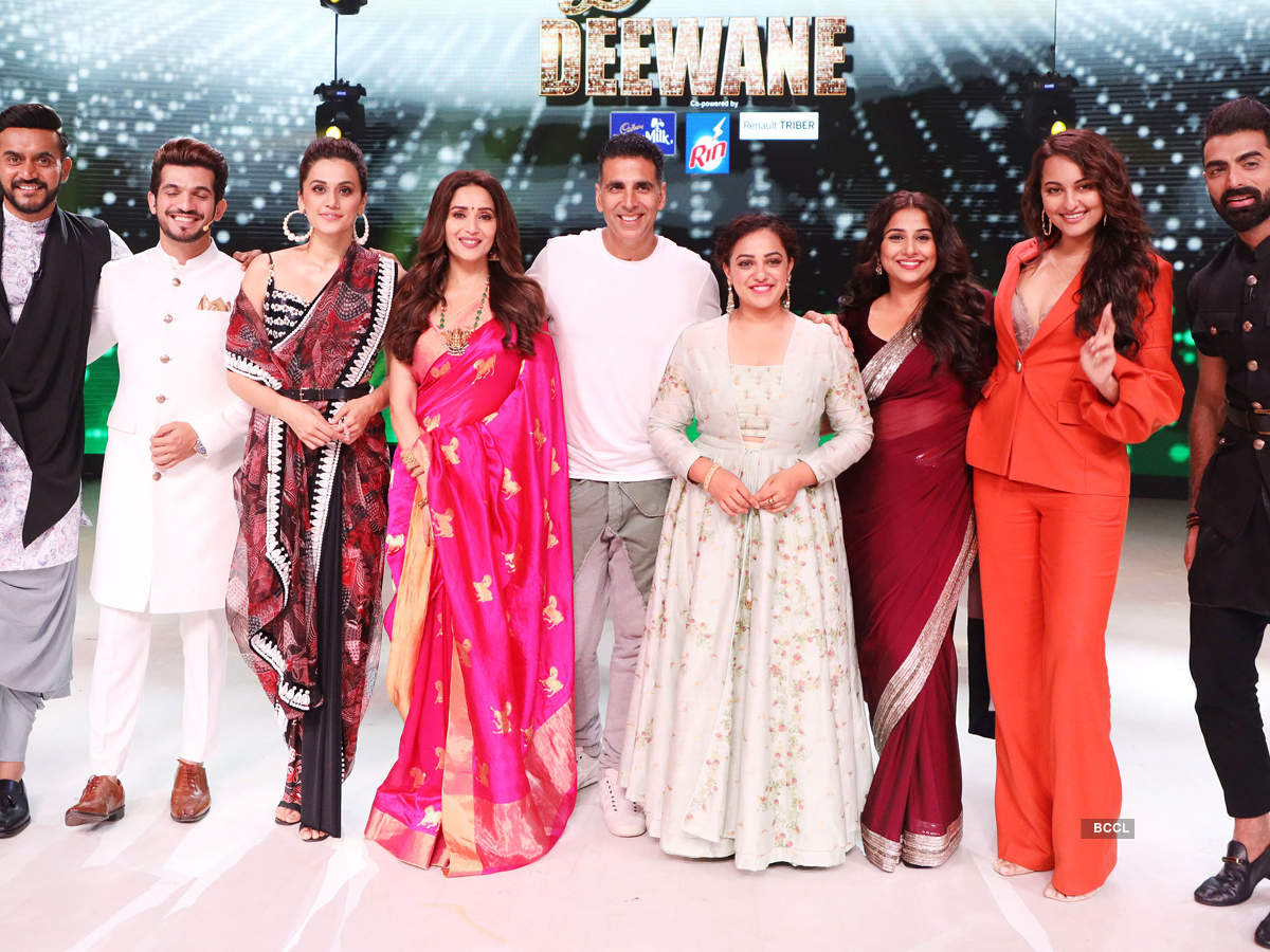Dance Deewane 2: On the sets