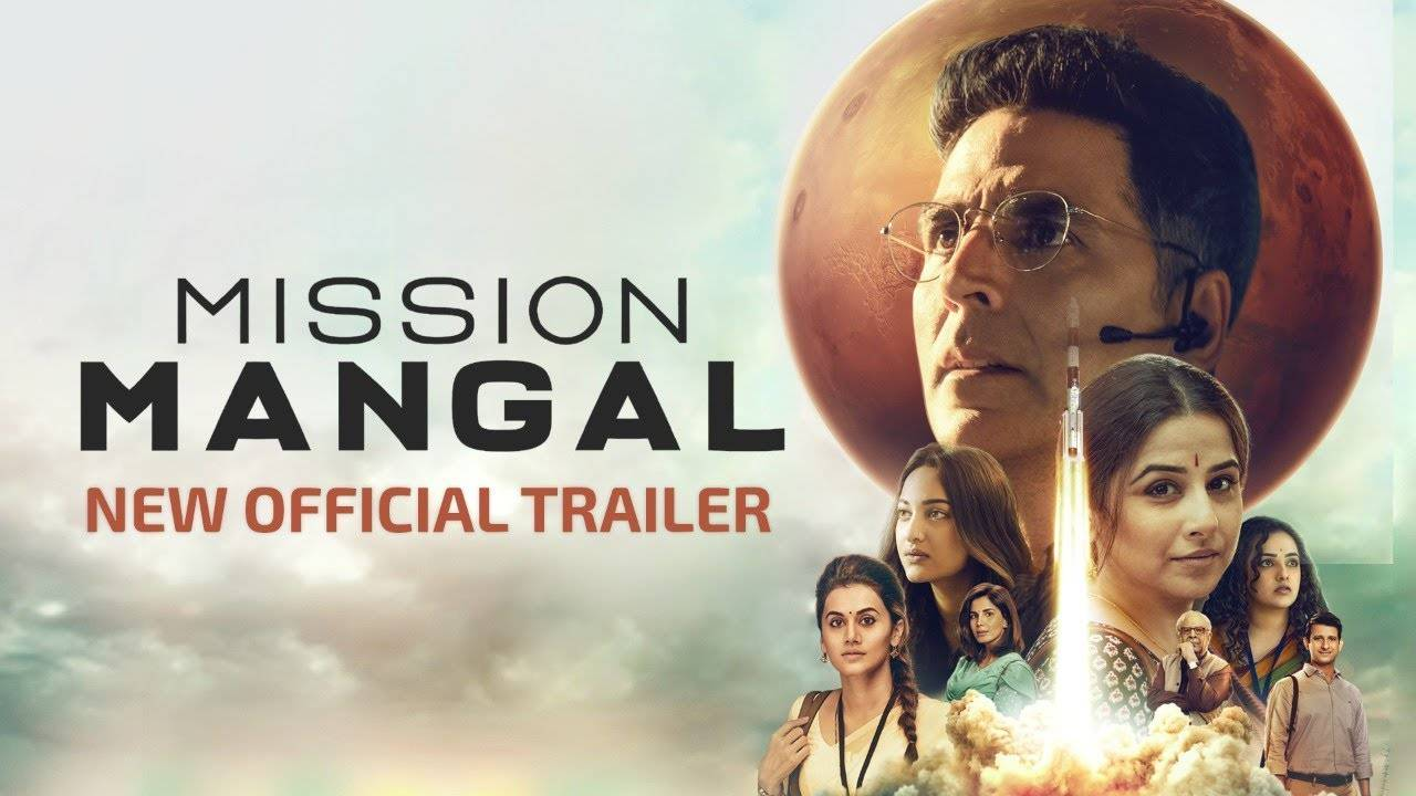 Mission Mangal - Official Trailer