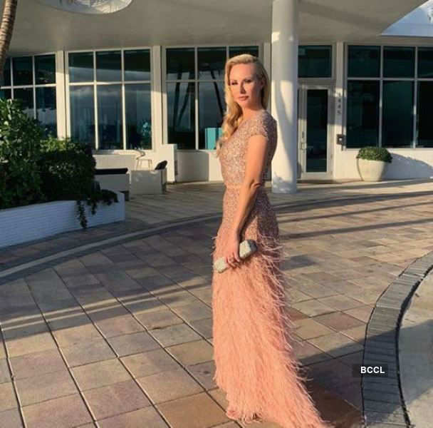 Beauty queen caught committing interior design fraud