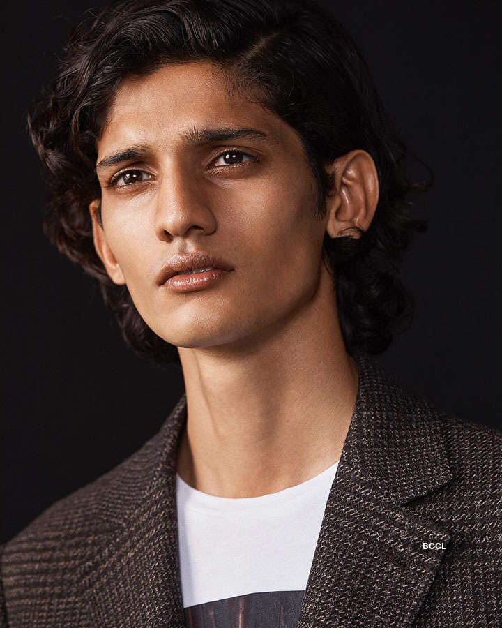 Mustafa DG leaps over rejections only to become an International model