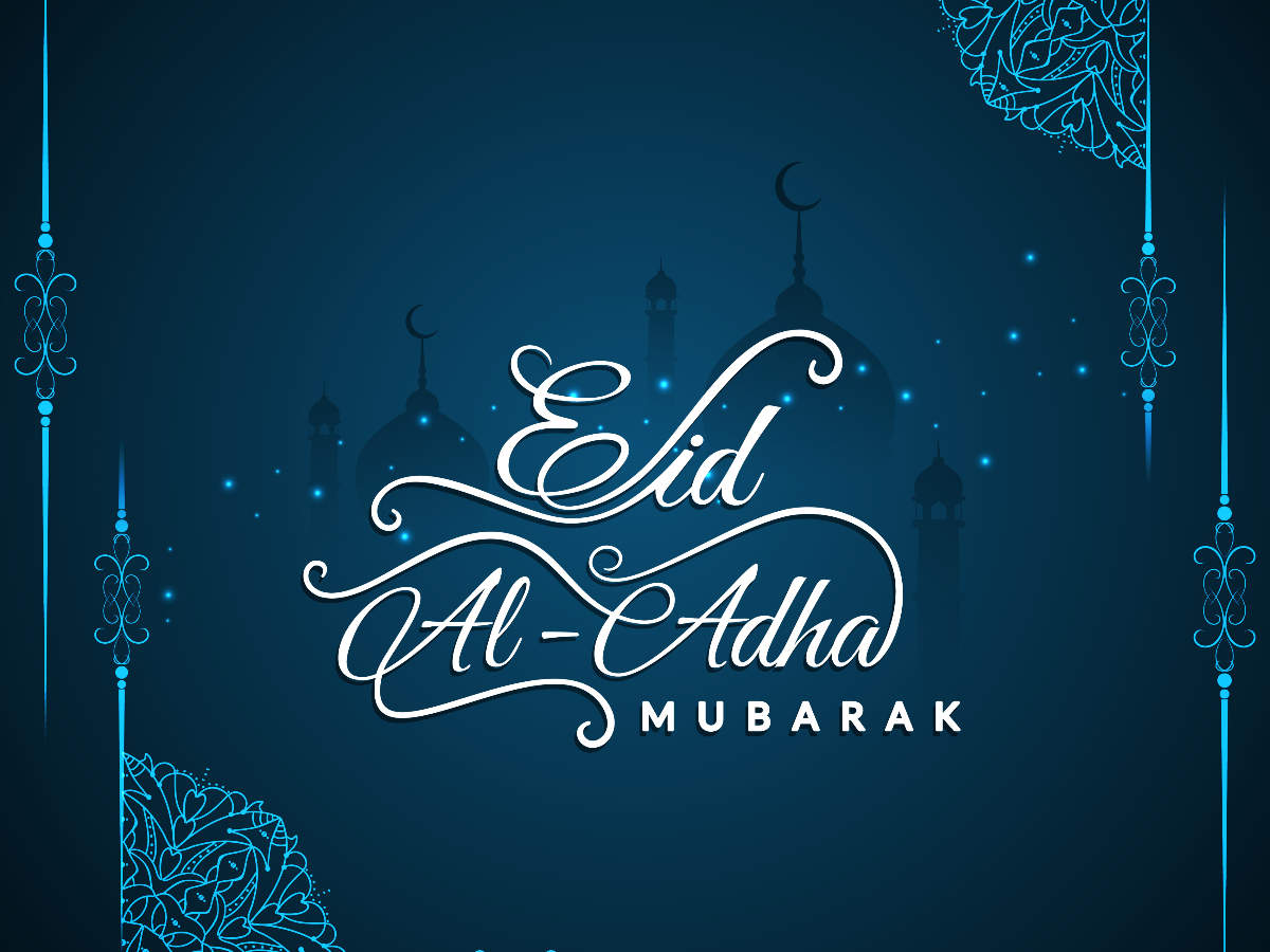 Happy Eid al-Adha 2019 Wishes, Messages, Images, Status, Card