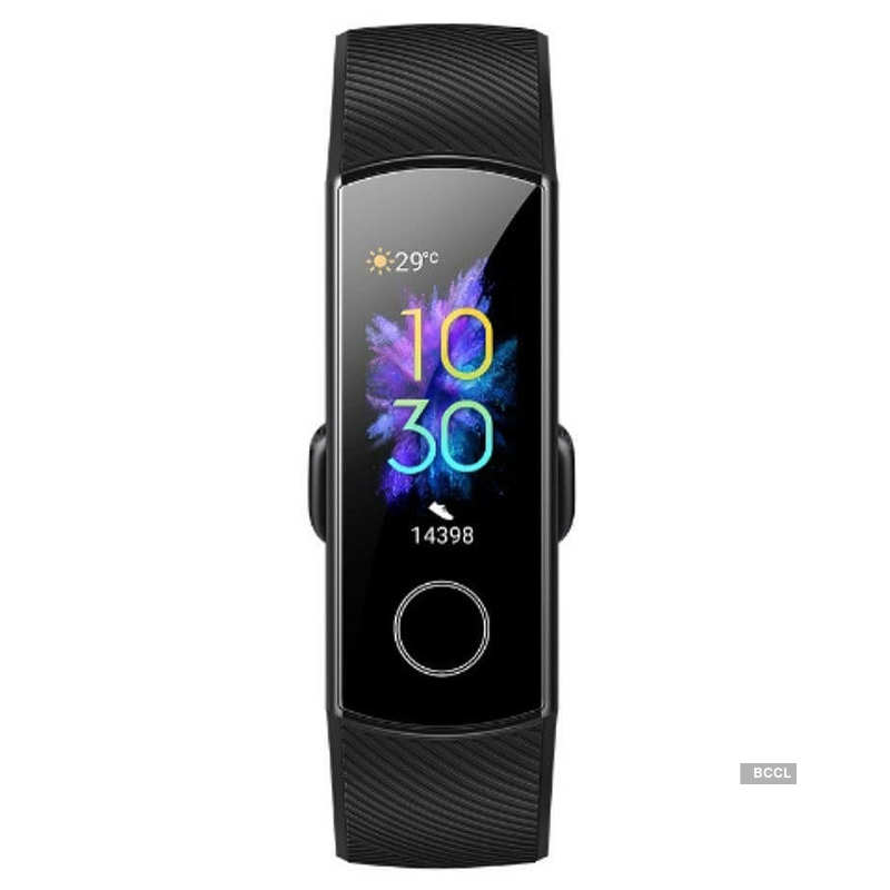 Honor Band 5 launched in India