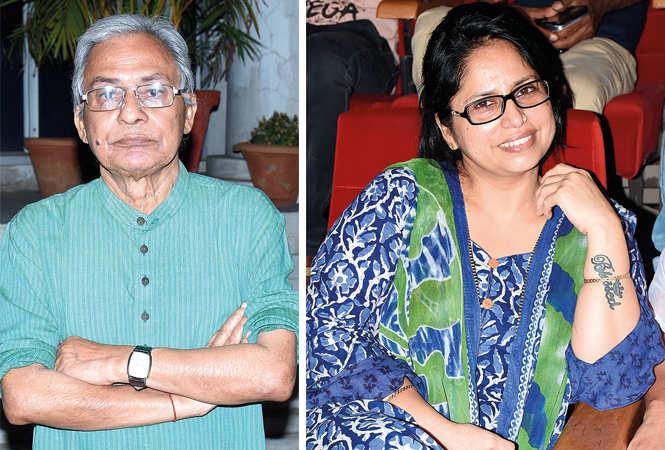 (L) Urmil Kumar Thapliyal (R) Vinita Naiear (BCCL/ Vishnu Jaiswal)