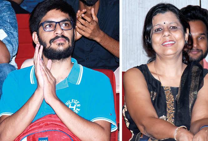 (L) Aryan (R) Jyoti Sinha (BCCL/ Vishnu Jaiswal)