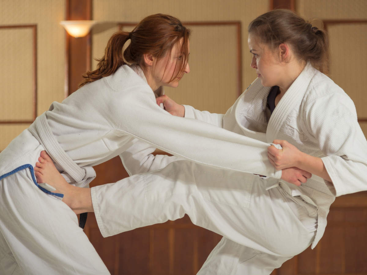 Weight loss: Easy Martial Art forms you can learn at home | The Times of  India