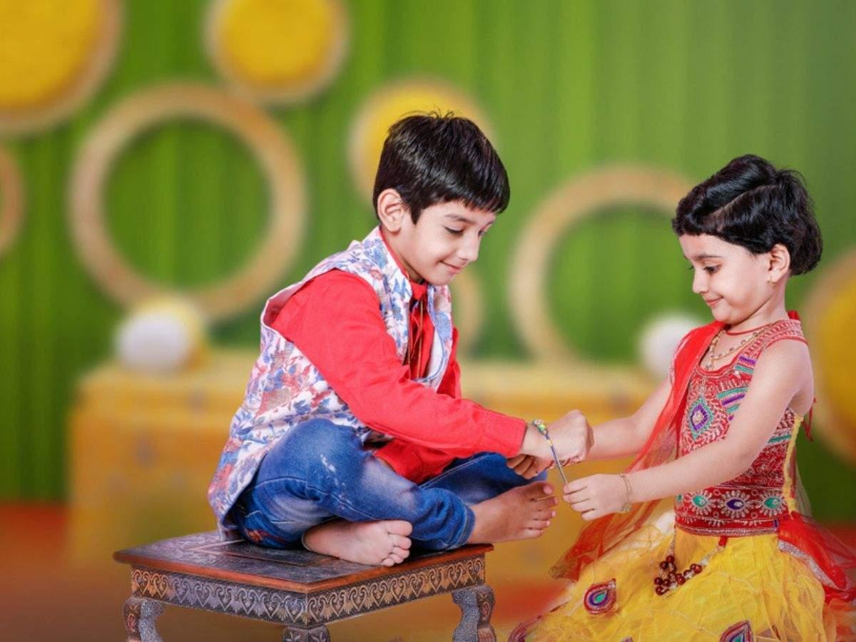 Happy Raksha Bandhan Images: Greeting Cards, Wishes