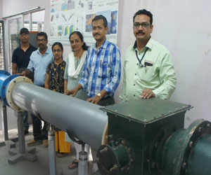 IIT Madras researchers aim to generate electricity from ocean waves