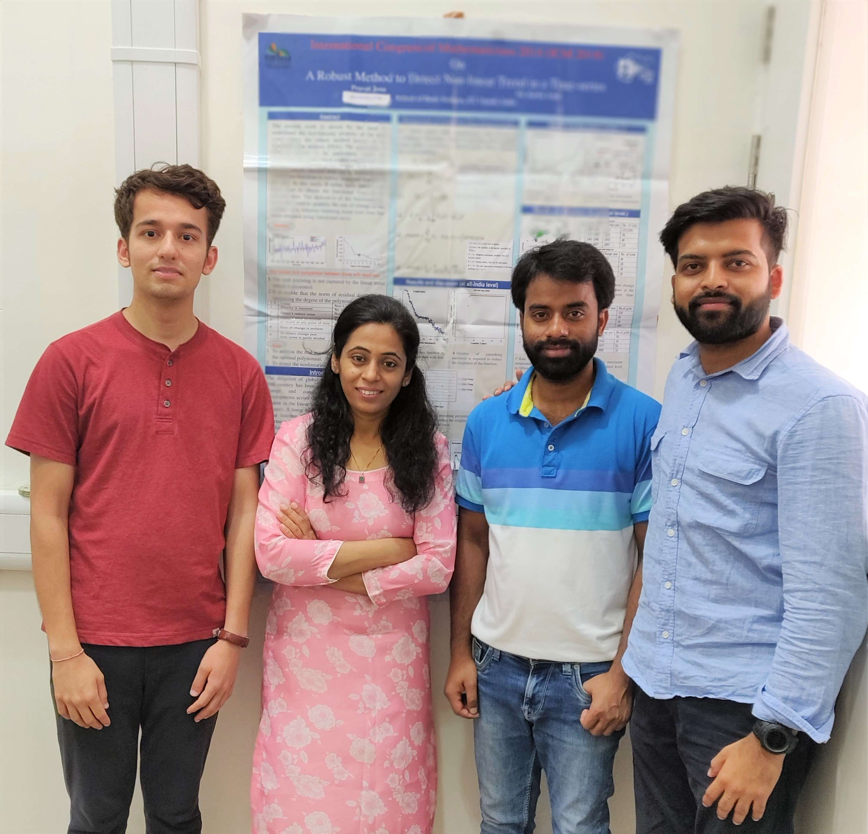 IIT Mandi researchers develop algorithm to analyse changes in periodicity of Indian Summer Monsoon