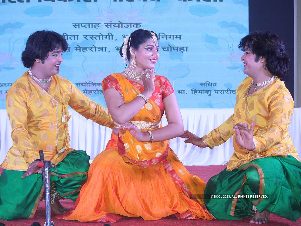 Banarasis enjoy this classical evening