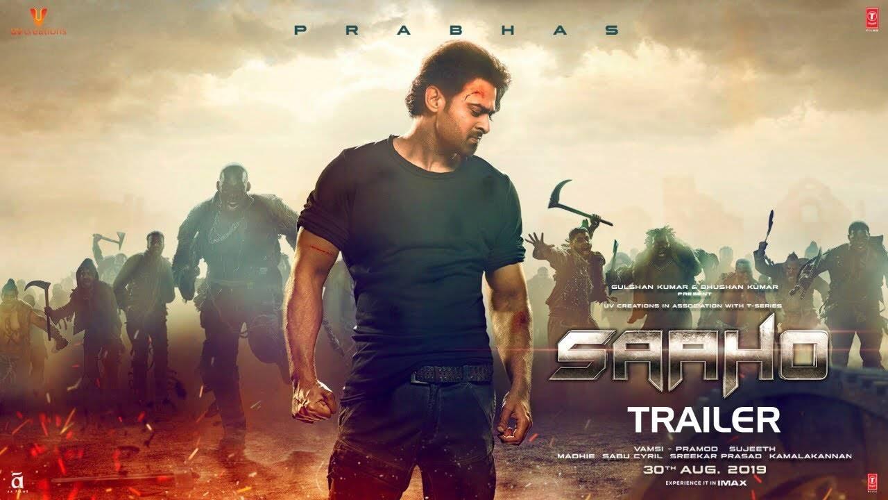 Saaho - Official Hindi Trailer