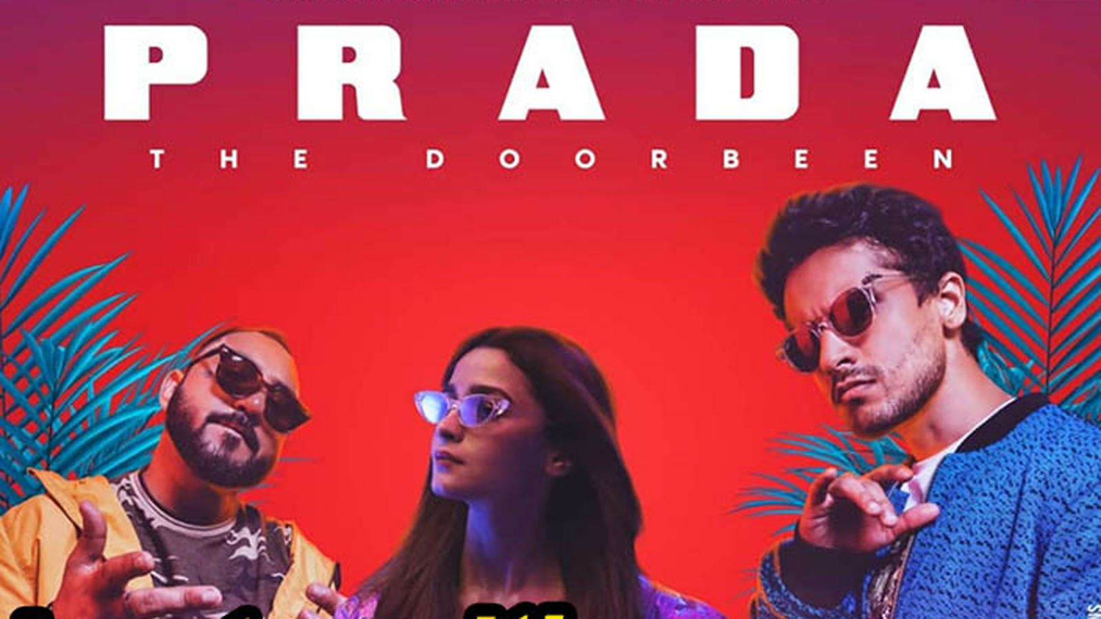 Alia Bhatt collaborates with 'The Doorbeen' for first-ever music video 'Prada'